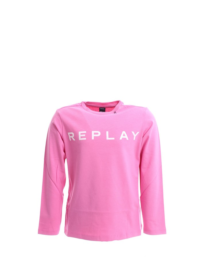 REPLAY T-shirt Rose