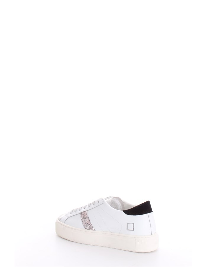 D.A.T.E. Trainers white
