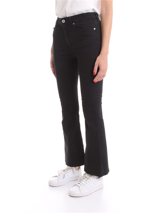DONDUP Jeans Wide Fund Women DP449 BS0026 2