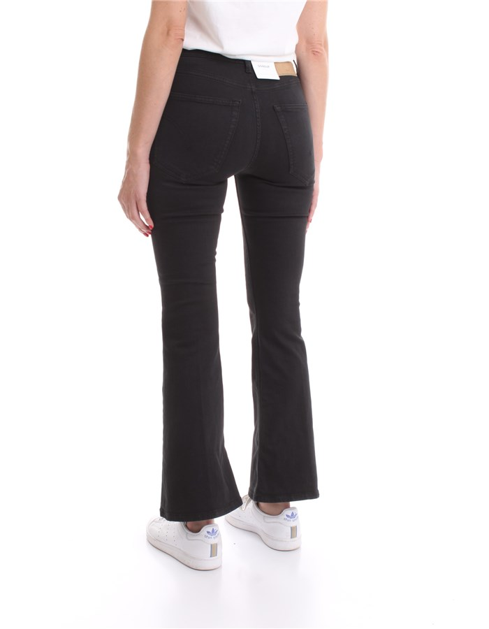 DONDUP Jeans Wide Fund Women DP449 BS0026 5