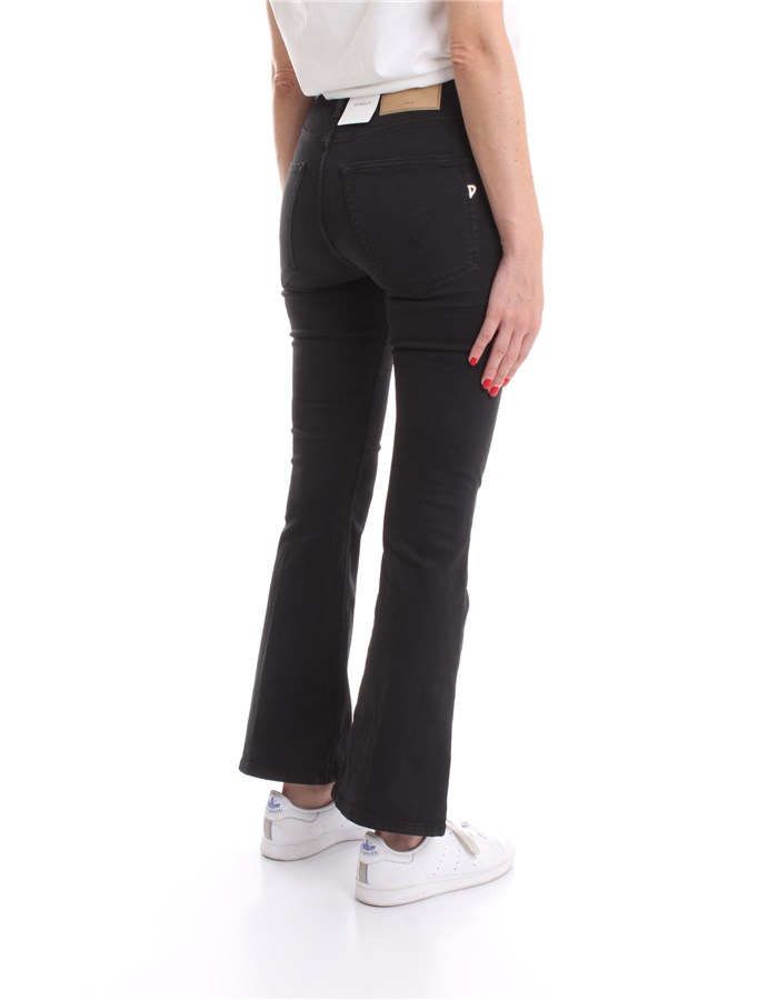 DONDUP Jeans Wide Fund Women DP449 BS0026 6