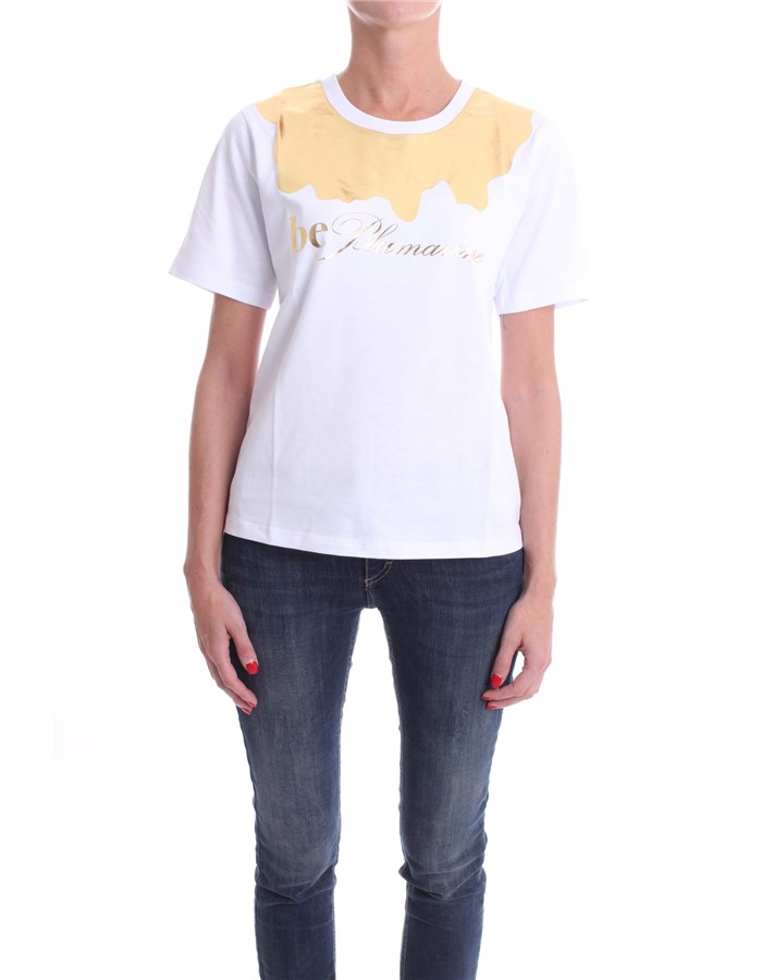 BLUMARINE Short sleeve Gold