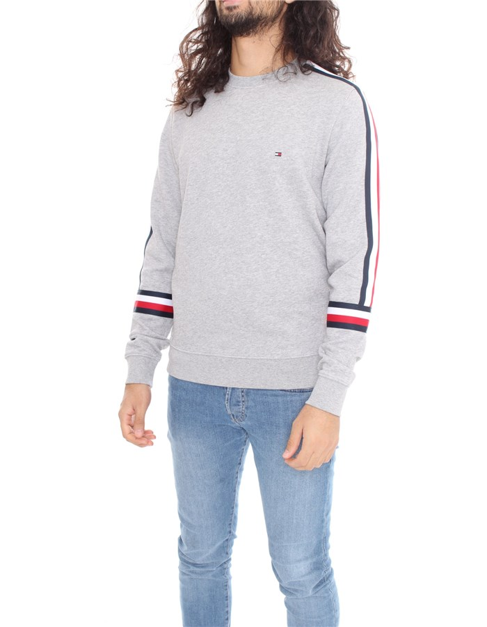 TOMMY HILFIGER Sweatshirt Grey