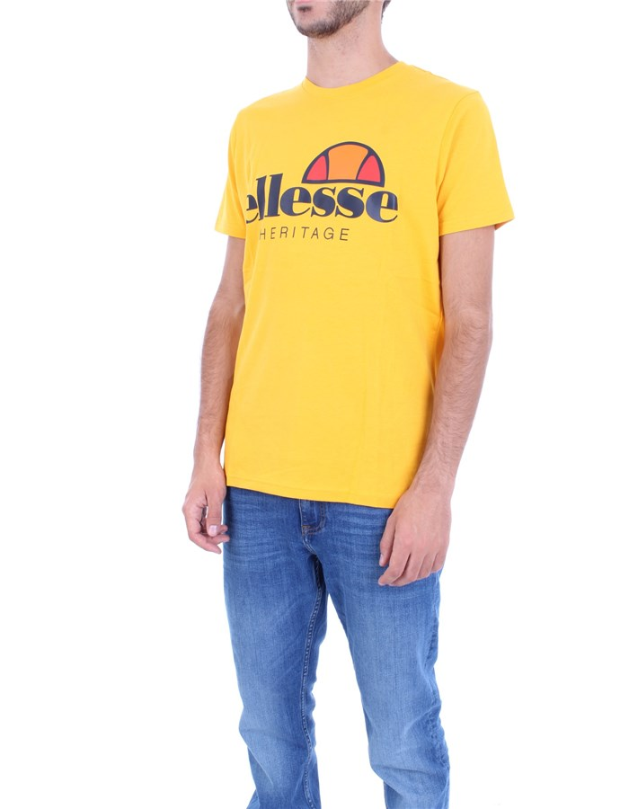 ELLESSE T-shirt Yellow