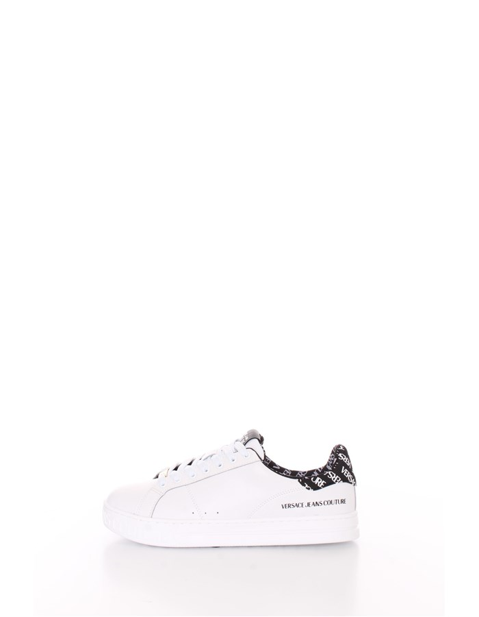 VERSACE  low White