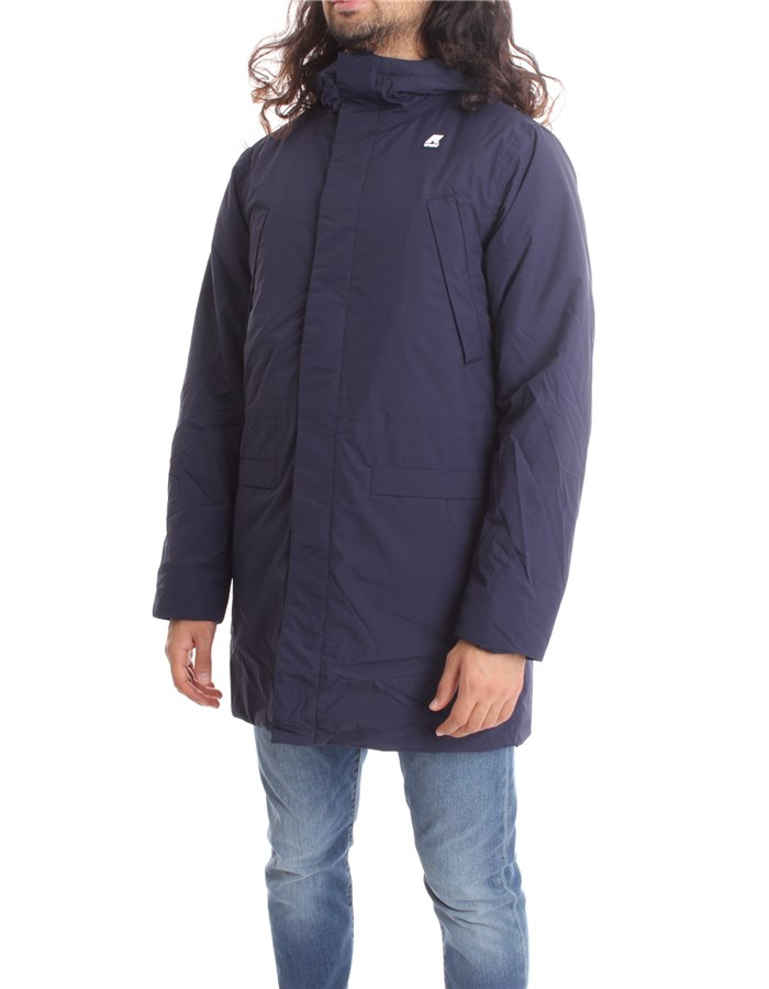 KWAY Long Blue