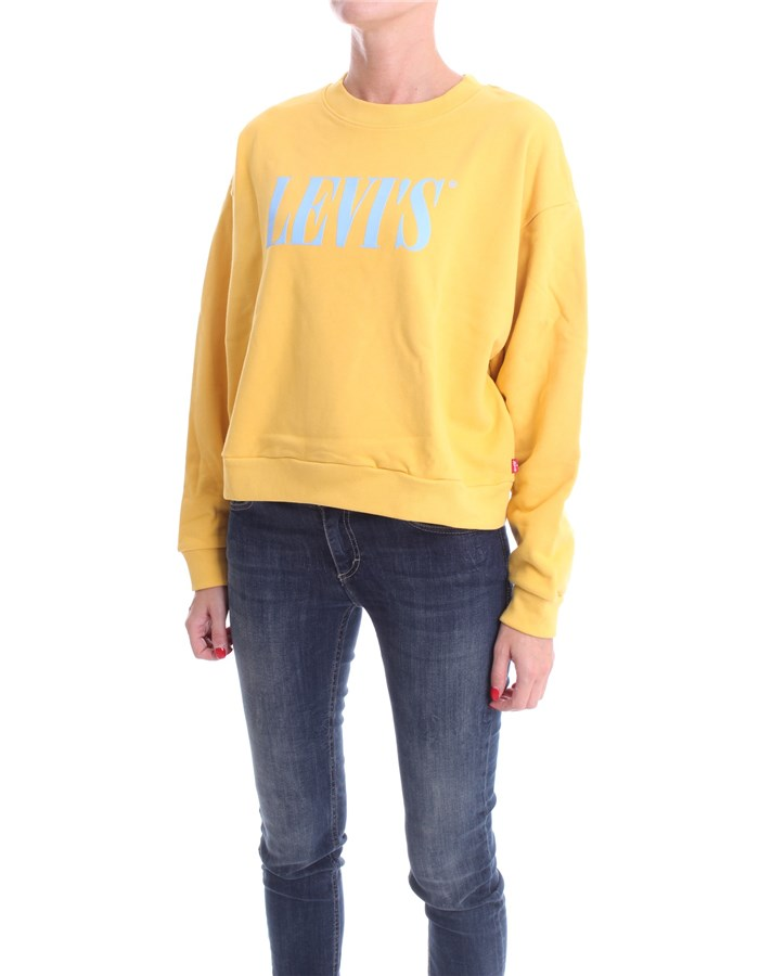 LEVI'S Crewneck  Yellow