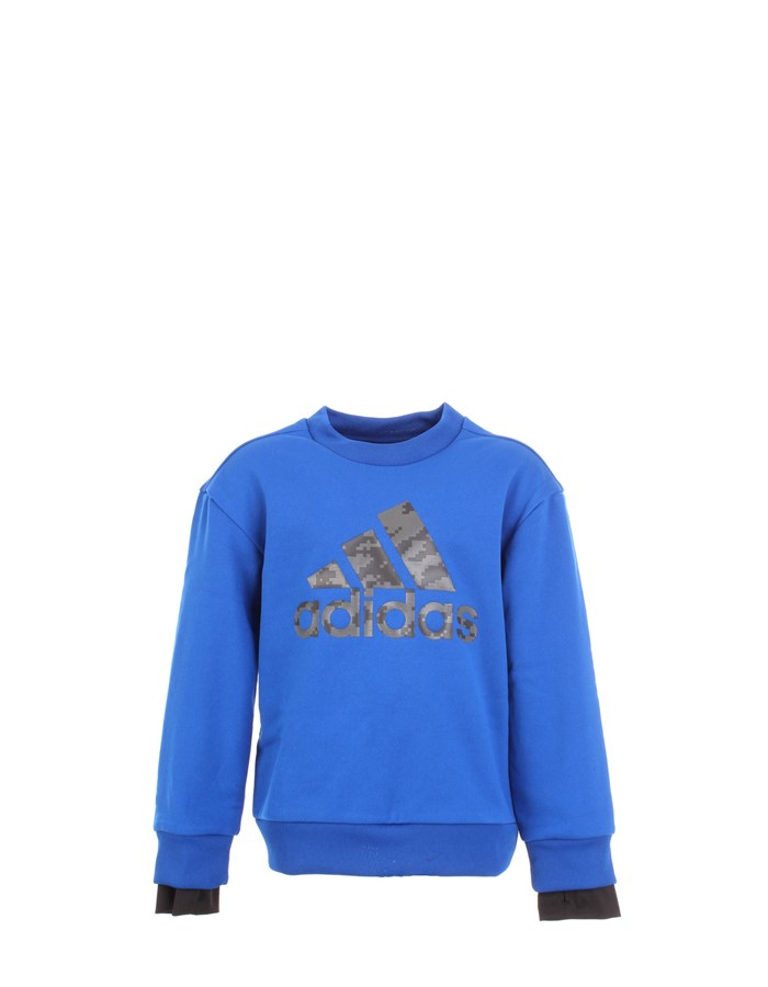 ADIDAS Sweatshirt Royal