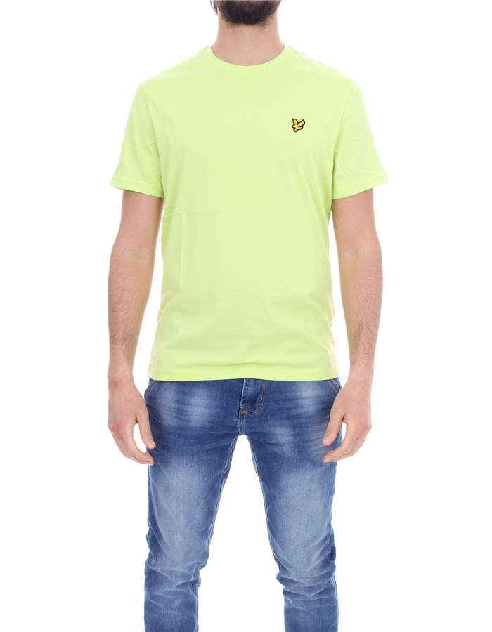 LYLE & SCOTT Vintage T-shirt lime