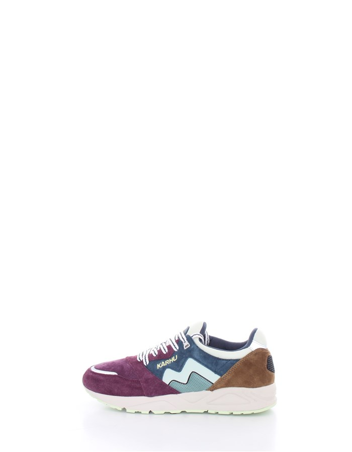 KARHU  low Reflective pond crushed violet