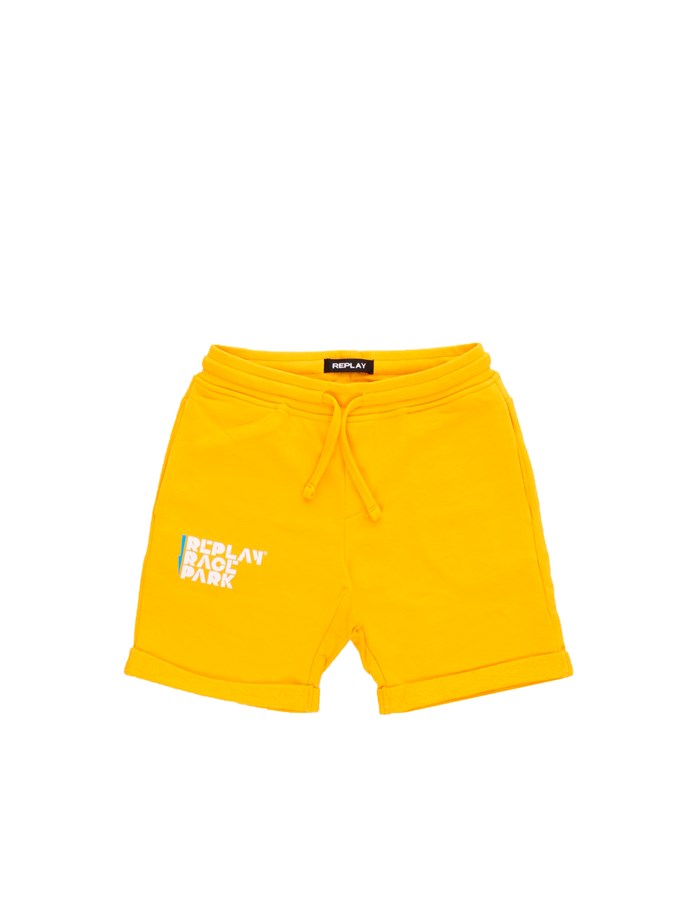 REPLAY KIDS  Sweatshirt Yellow
