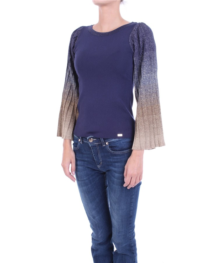 NENETTE Sweater Blue