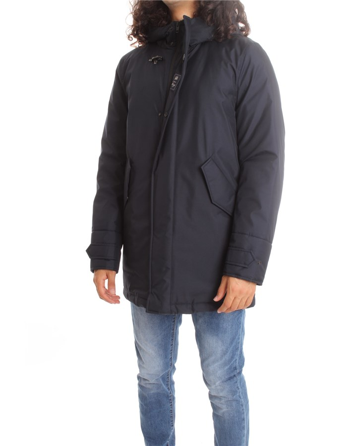 FAY Jacket Blue