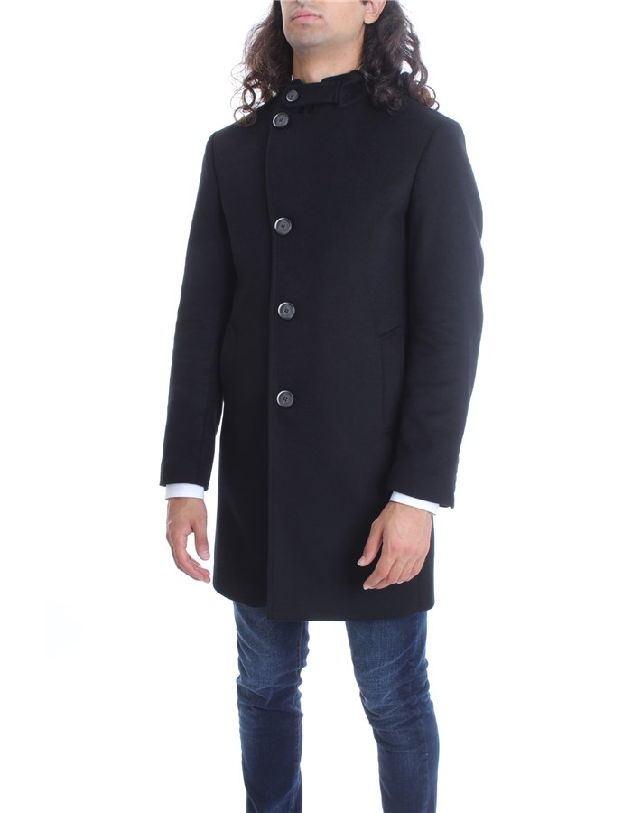 HAVANA & CO Overcoat Black