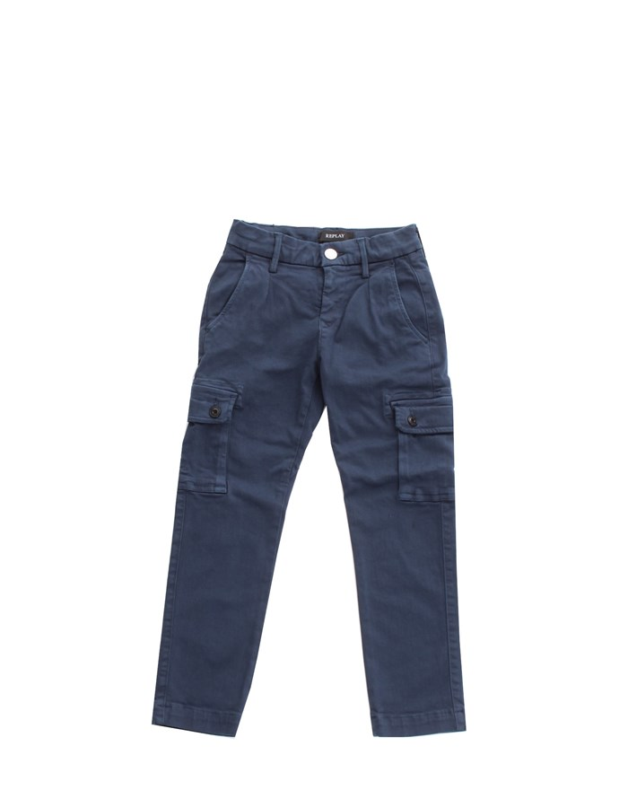 REPLAY KIDS Cargo Blue