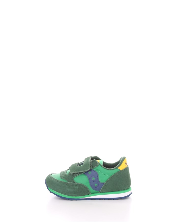 SAUCONY  low Green yellow