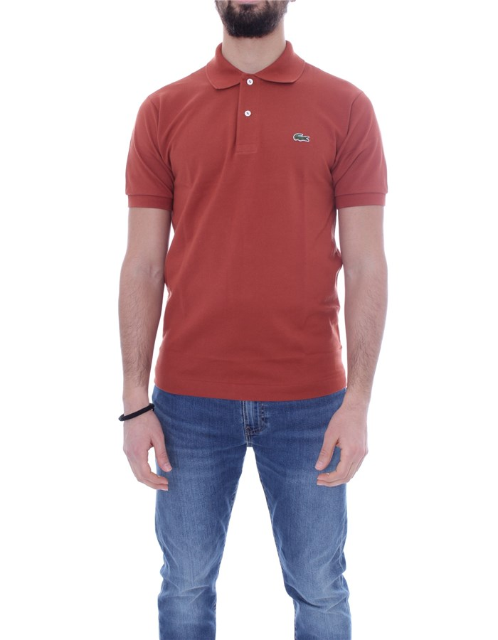 LACOSTE T-shirt Short sleeve 1212 Crock
