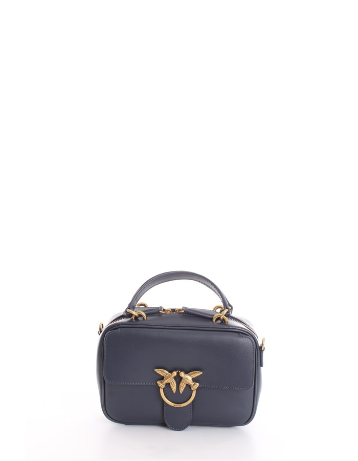 PINKO Shoulder Bags Blue