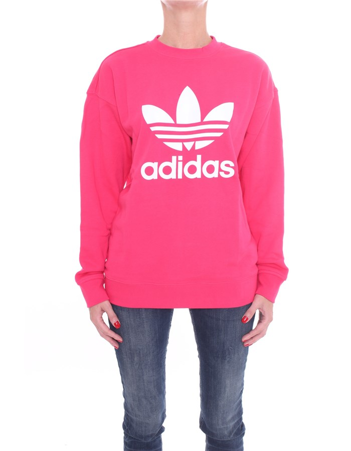 ADIDAS Crewneck  Power pink