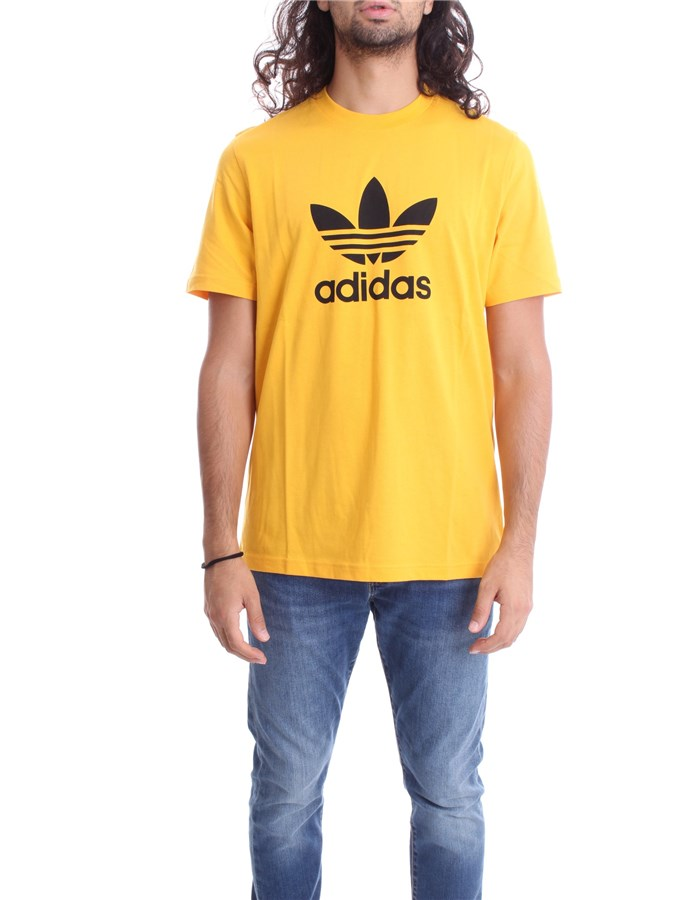 ADIDAS T-shirt Active gold