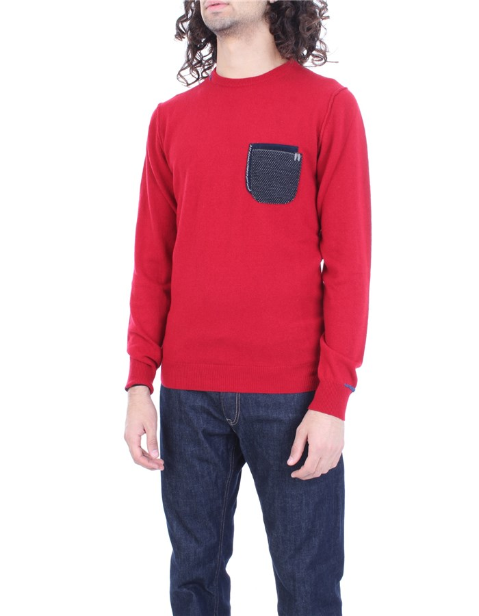 BECOME Sweater Red