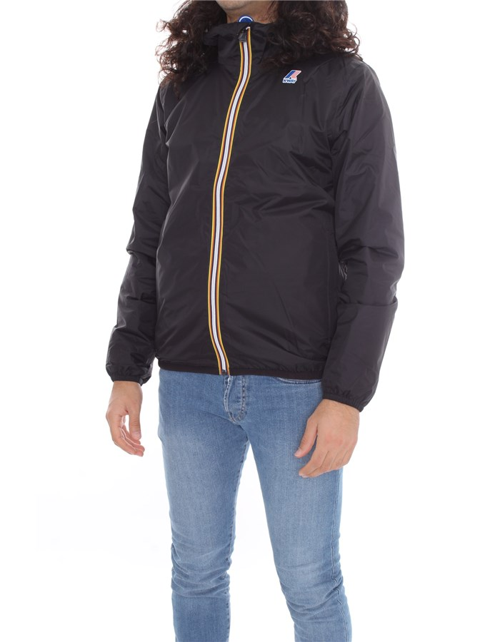 KWAY Jacket Black