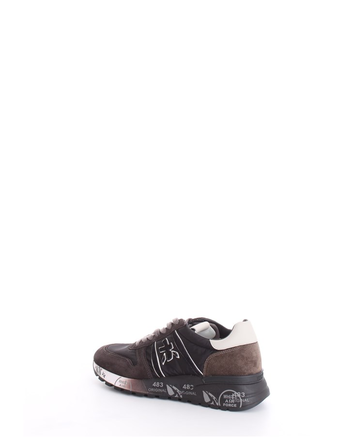 PREMIATA  low Brown