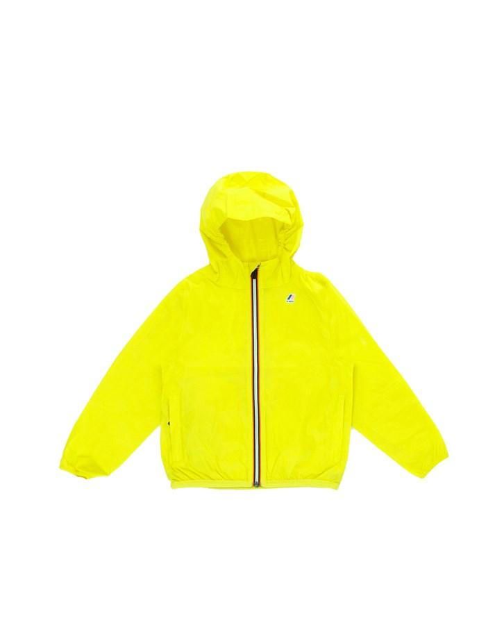 KWAY Jackets Short K004BD0J Lime