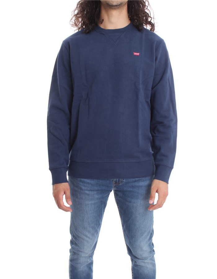 LEVI'S Sweatshirts Sweat 35909 Blue