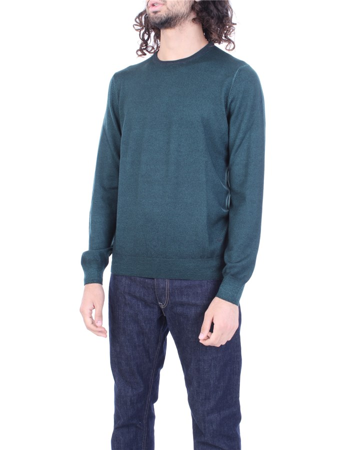 FAY Sweater Green
