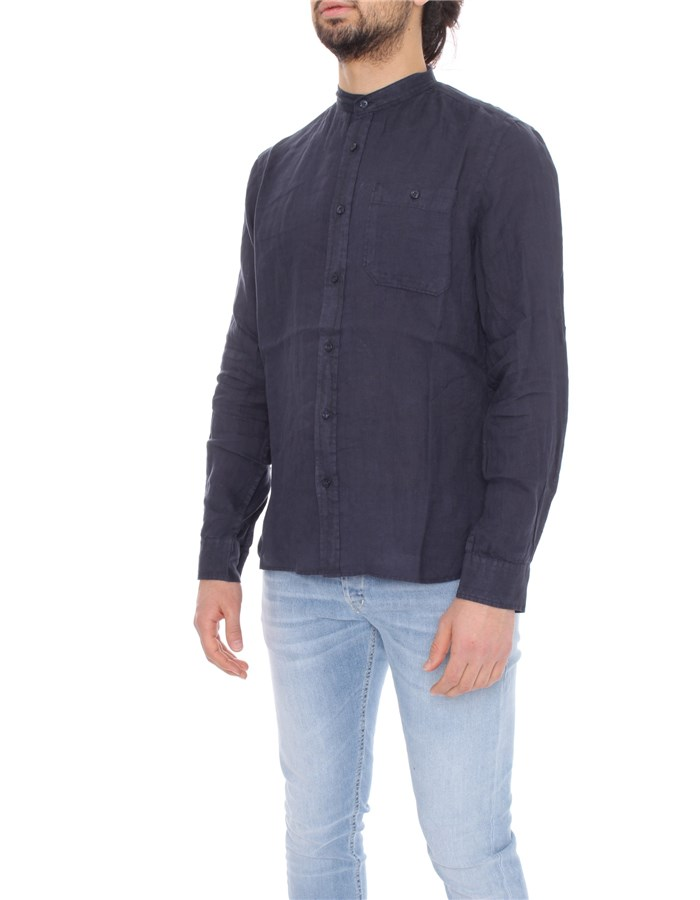 WOOLRICH classic Blue