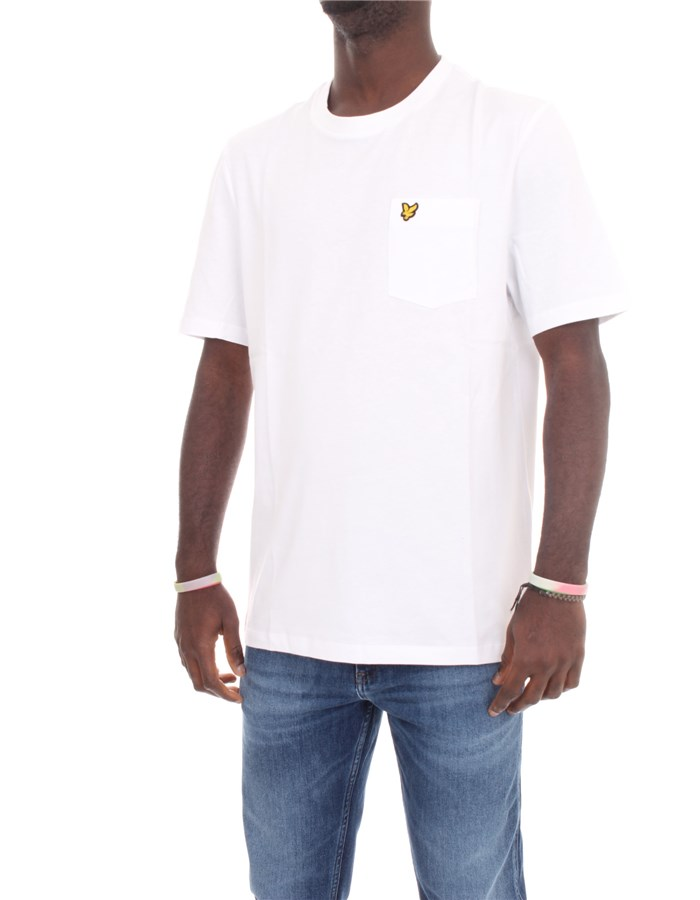 LYLE & SCOTT Vintage Short sleeve White