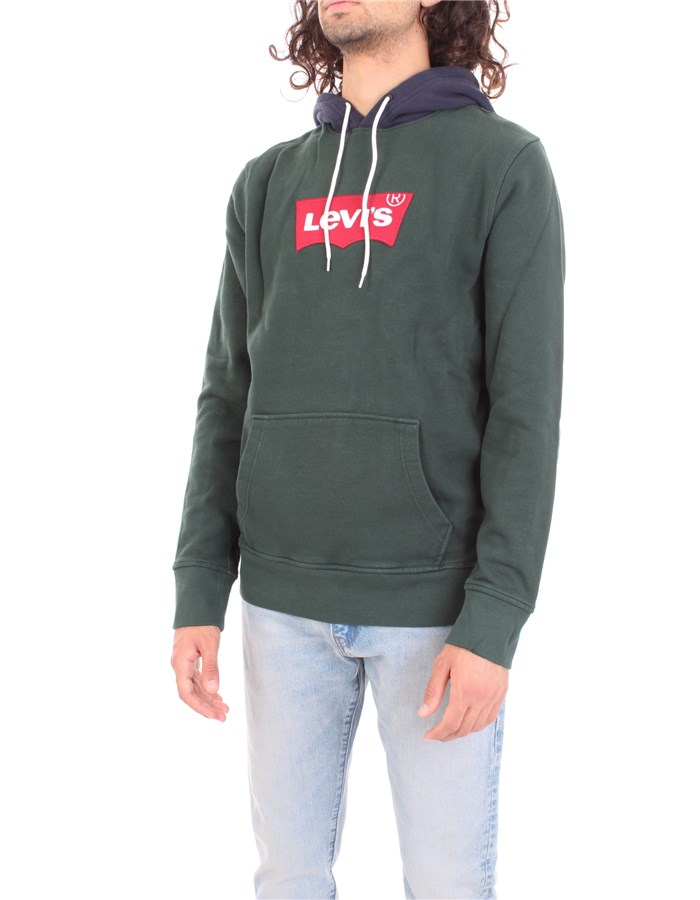 LEVI'S Sweatshirt Green