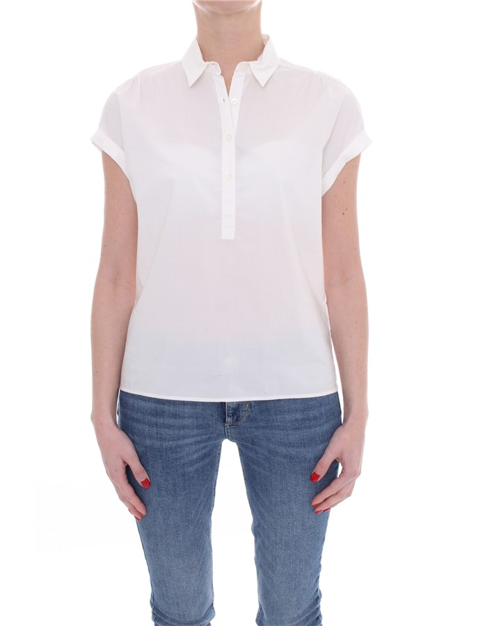 WOOLRICH Blouses White