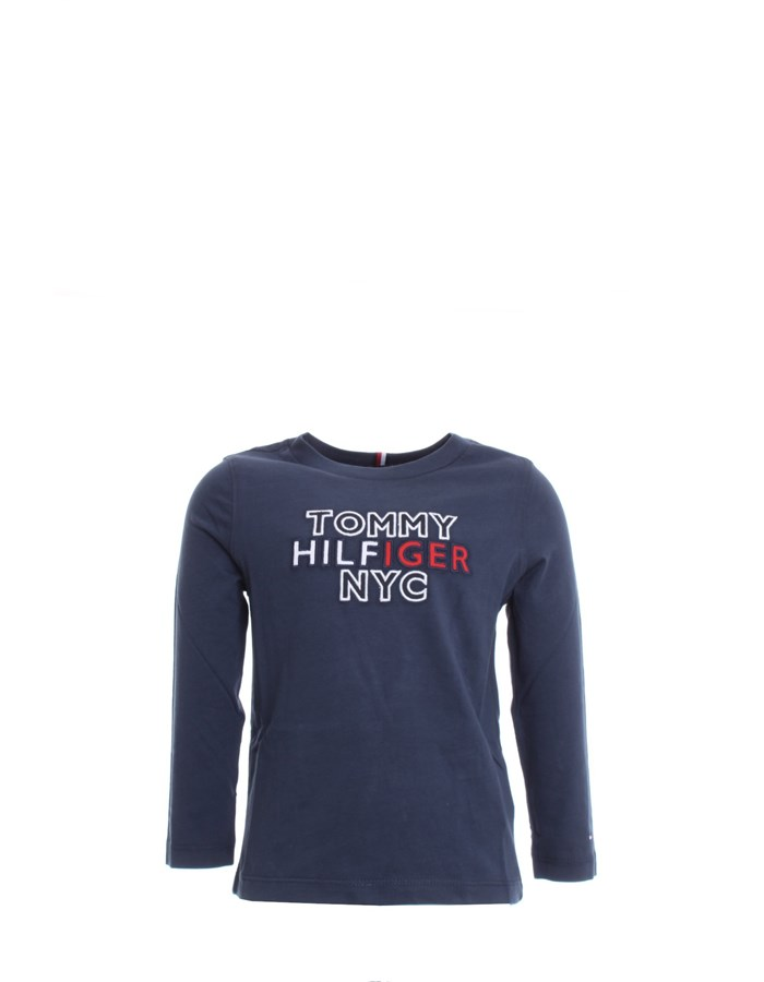 TOMMY HILFIGER Long sleeve Blue