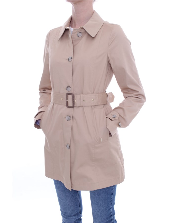 WOOLRICH Long Beige