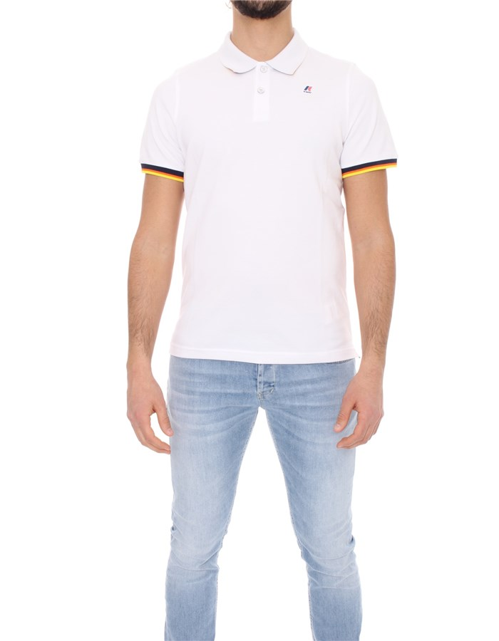 KWAY Short sleeves White