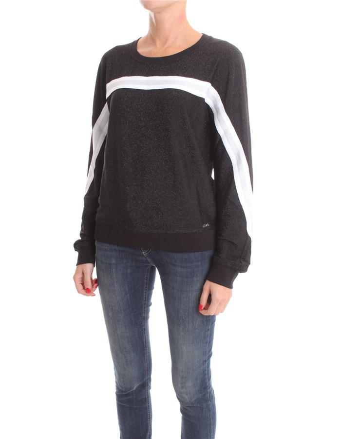 LIU JO Sweatshirt Black