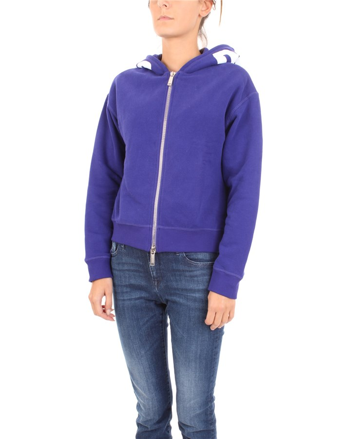 DSQUARED2 Sweatshirt Violet