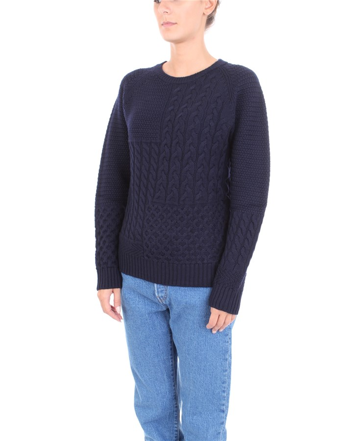 WOOLRICH Sweater Blue