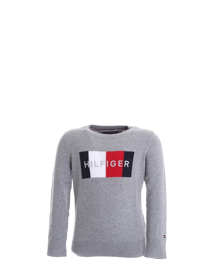 TOMMY HILFIGER  Sweater KB0KB05812 Grey