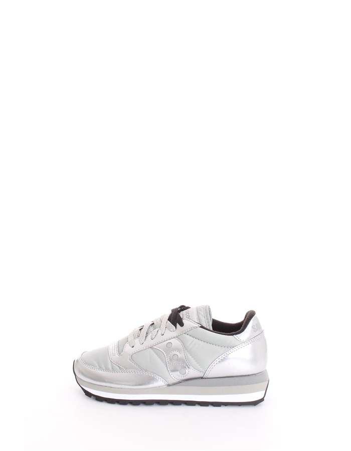 SAUCONY  Trainers 70530 Silver