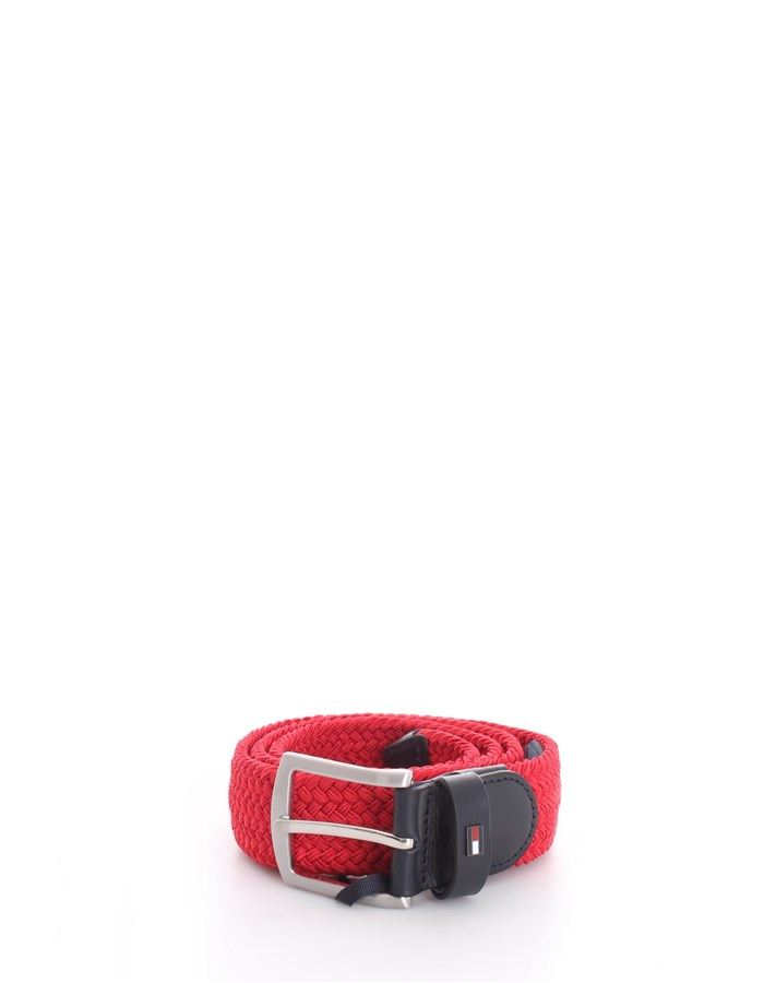 TOMMY HILFIGER Belt Red
