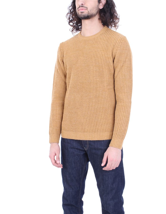 6DUEQUATTROPM Sweater Yellow