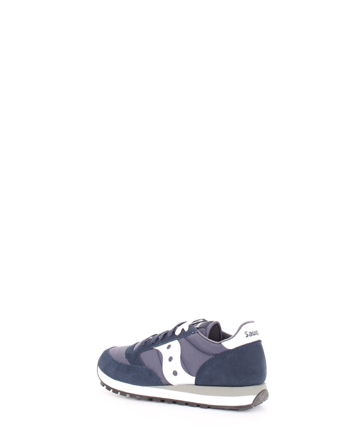 SAUCONY Sneakers Navy white