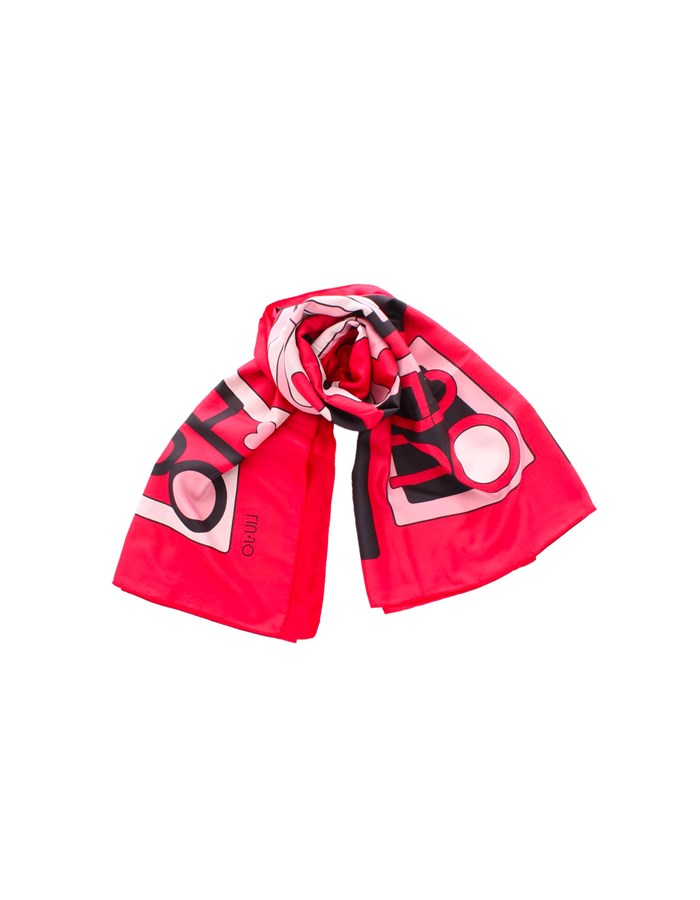 LIU JO Scarves Red
