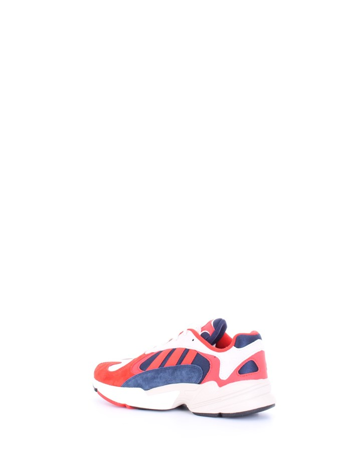 ADIDAS Sneakers Red blue