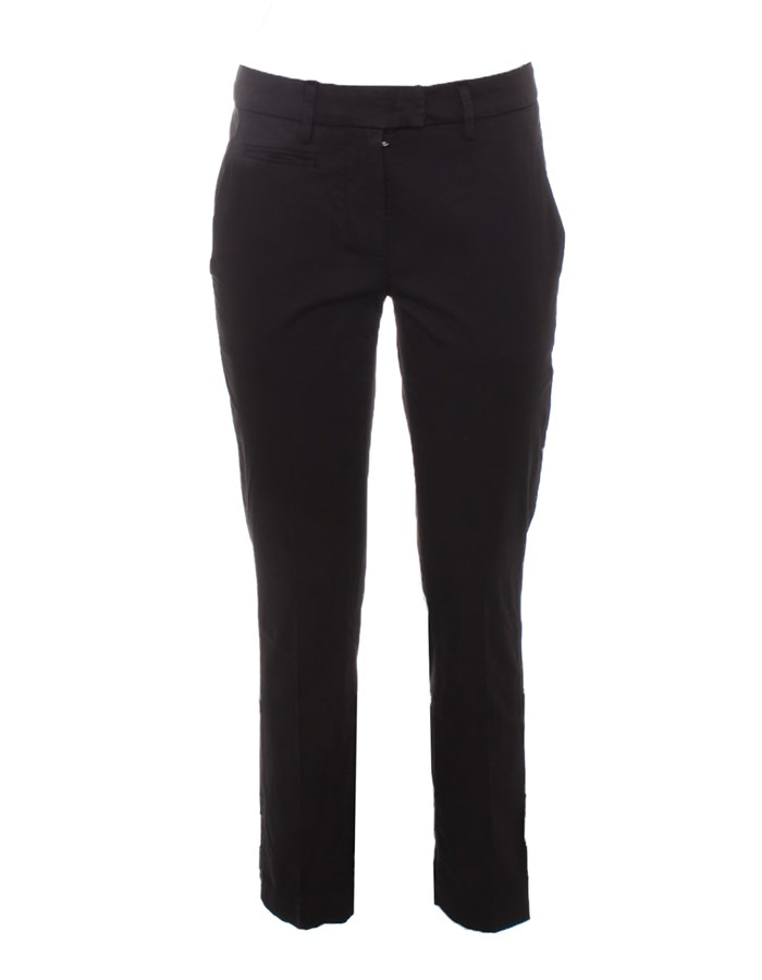 DONDUP Trousers Chino DP066 RSE036 Black