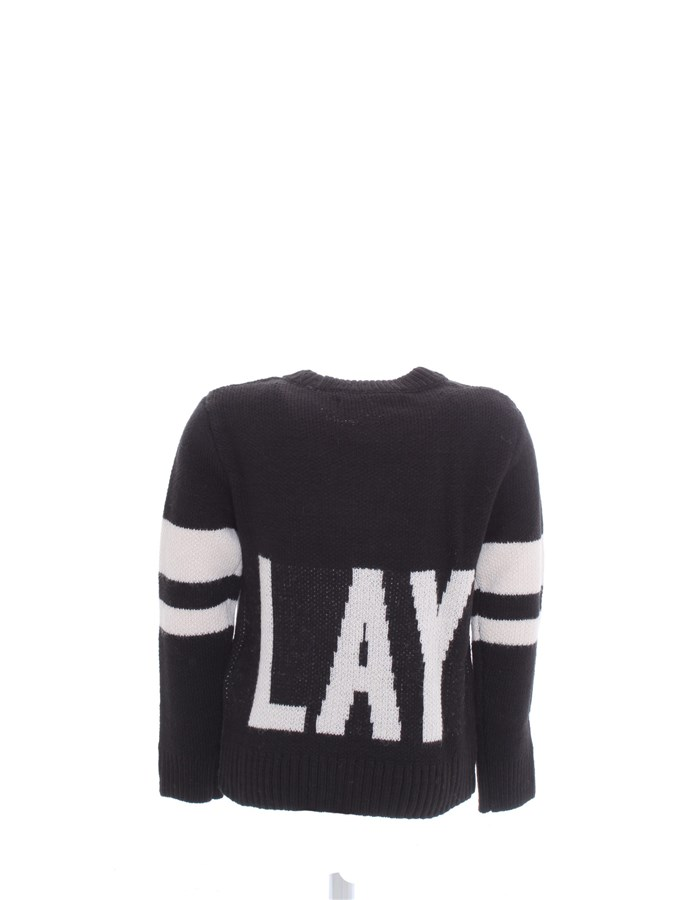 REPLAY Sweater Black