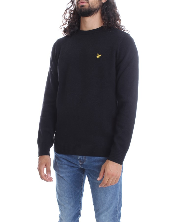 LYLE & SCOTT Vintage Sweater Black